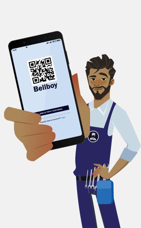 Bellboy App